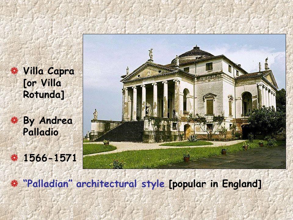Villa Capra [or Villa Rotunda]